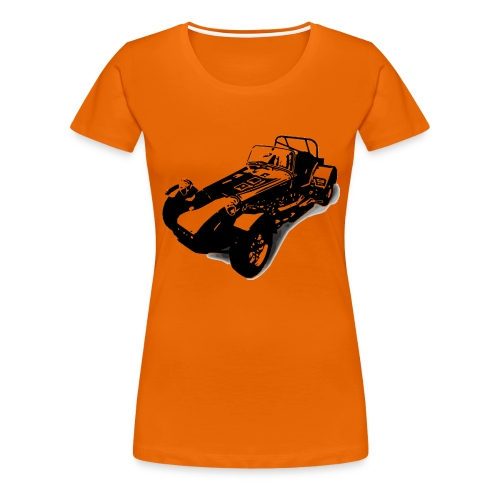 Caterham - Women's Premium T-Shirt