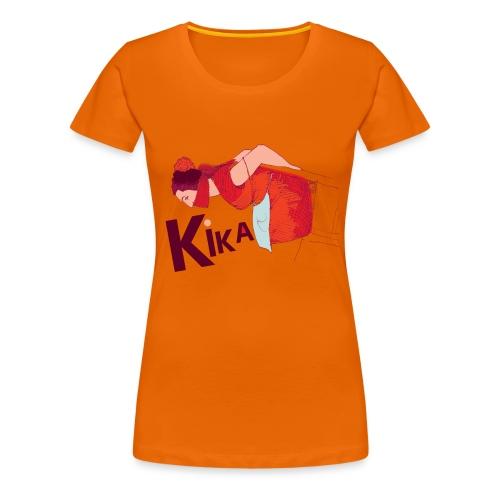 kika-png - Women's Premium T-Shirt