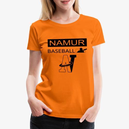 LOGO_002 - T-shirt Premium Femme