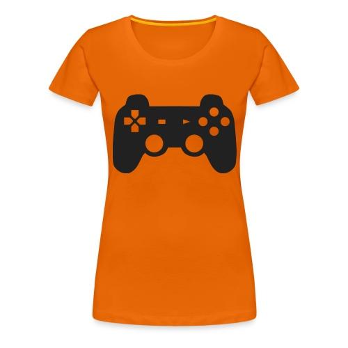 Gaming T-Shirt - Frauen Premium T-Shirt