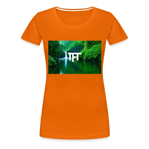 TheFlexTerms Jungle Logo - Vrouwen Premium T-shirt