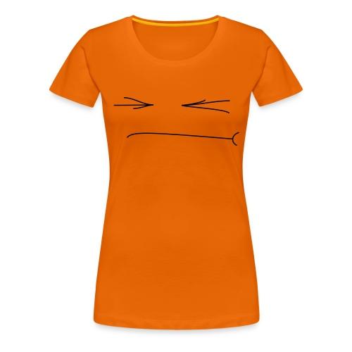 Gepfetzt - Frauen Premium T-Shirt