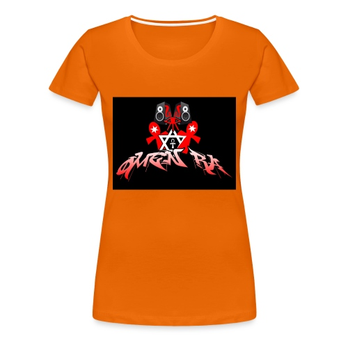 OMEN RA SPEAKERS - Women's Premium T-Shirt
