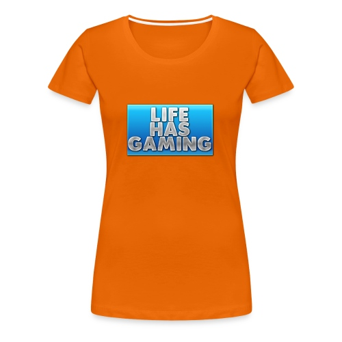 life png - Women's Premium T-Shirt