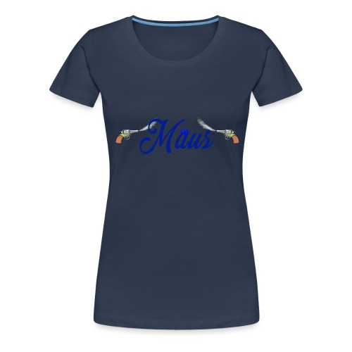 Waterpistol Sweater by MAUS - Vrouwen Premium T-shirt