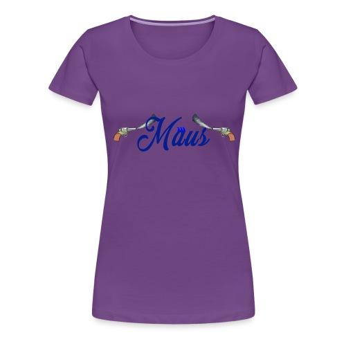 Waterpistol Sweater by MAUS - Vrouwen Premium T-shirt