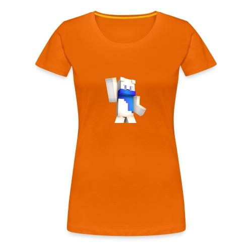 Tee-Shirt Noir - MrBobi - T-shirt Premium Femme