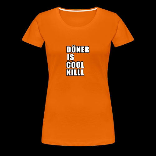 D.I.C.K - Vrouwen Premium T-shirt