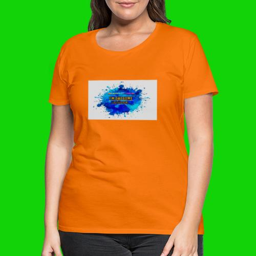 SPLAT - Women's Premium T-Shirt