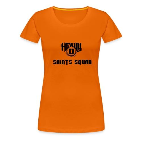heaay d's saints squad - Women's Premium T-Shirt