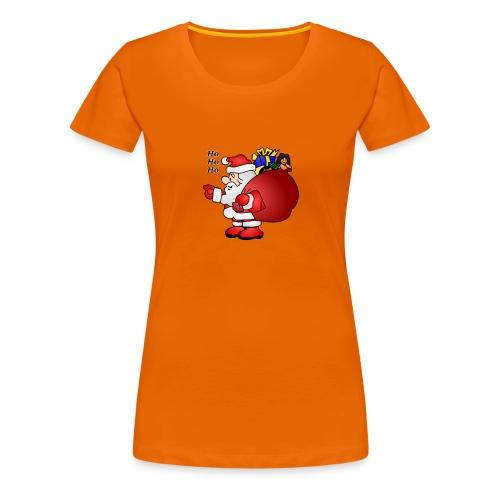 Schönes Weihnachtsmann-Design - Perfektes Geschenk - Frauen Premium T-Shirt