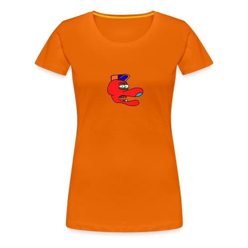 Accke - Premium-T-shirt dam