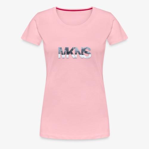 MKNS3 - Frauen Premium T-Shirt