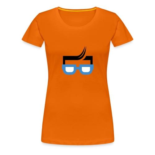 VirtusJoe Shirt - Premium-T-shirt dam