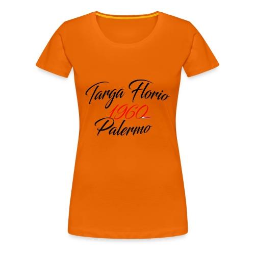 Anciennes courses Italiennes - T-shirt Premium Femme