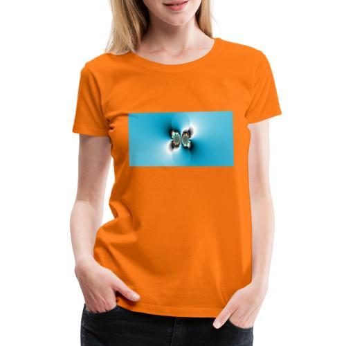 Fractal 4 - Women's Premium T-Shirt
