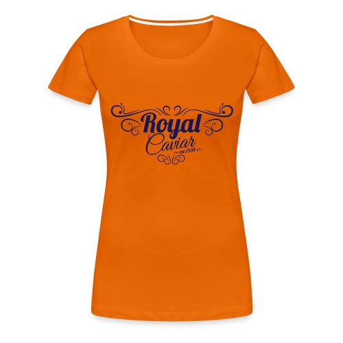 Royal Caviar Logo - Frauen Premium T-Shirt