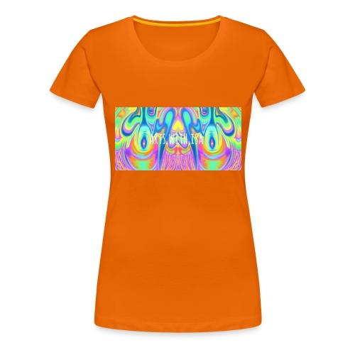 arts with isa - Frauen Premium T-Shirt