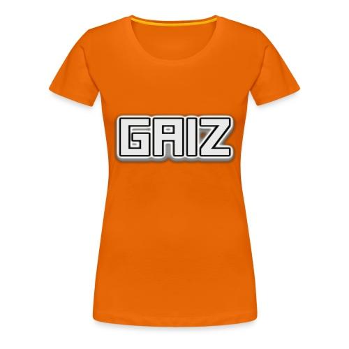 GAIZ-SENZA COLORE MAGLIE - Maglietta Premium da donna