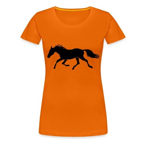 Cavallo - Maglietta Premium da donna