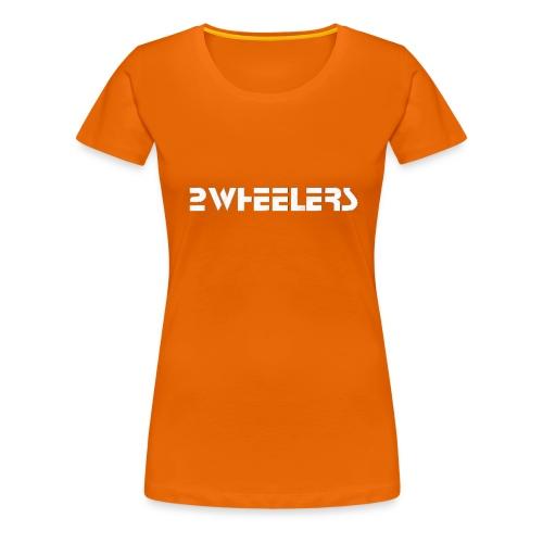 2WHEELERS Originals - Frauen Premium T-Shirt