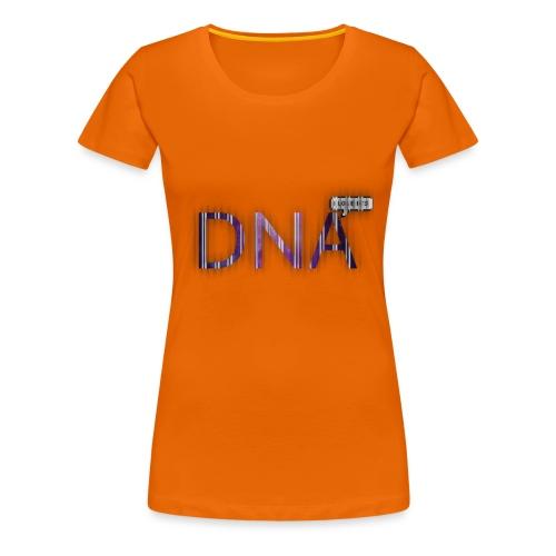 BTS DNA - Women's Premium T-Shirt