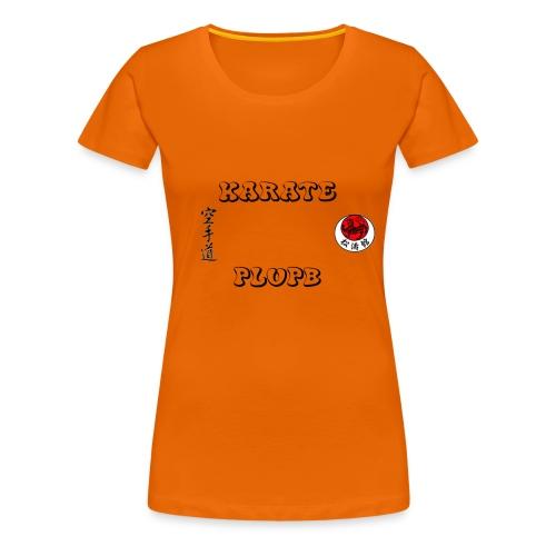 KARATE PLVPB - T-shirt Premium Femme