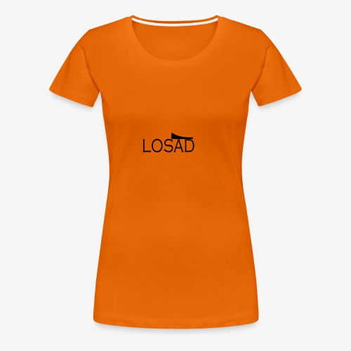 losad kasket - Dame premium T-shirt