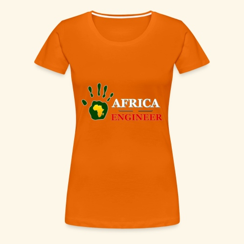 engineer - T-shirt Premium Femme