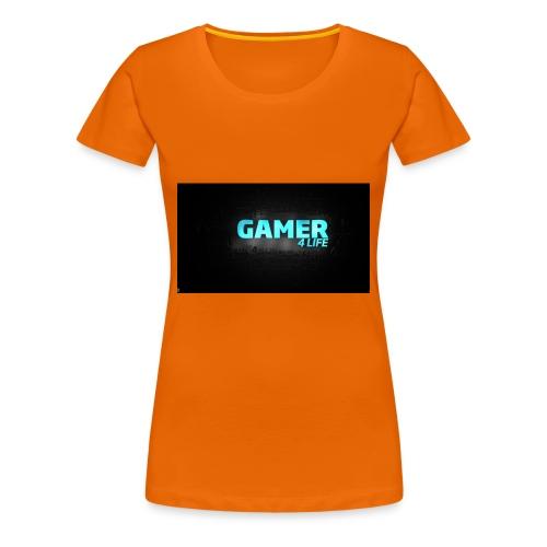 bandicam 2018 01 07 03 58 44 822 - T-shirt Premium Femme