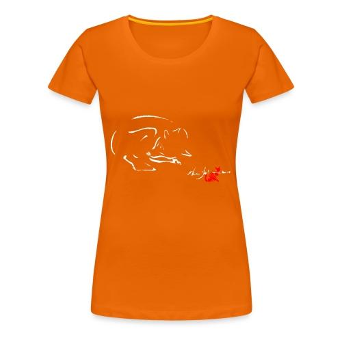 VOLPE - Maglietta Premium da donna