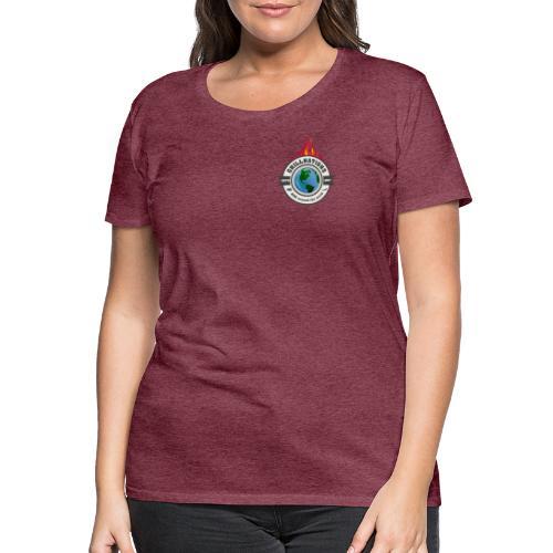 grillnations - Frauen Premium T-Shirt