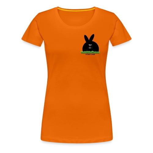 boeser Hase - Frauen Premium T-Shirt