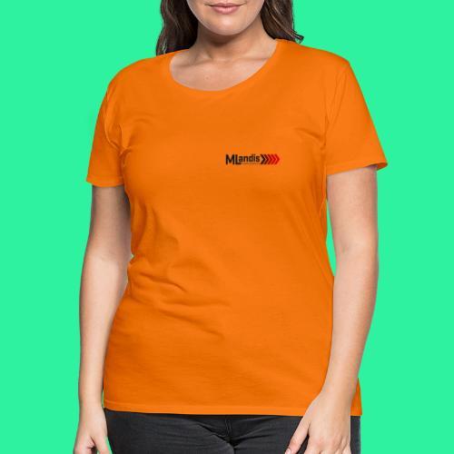 MLandis - Frauen Premium T-Shirt