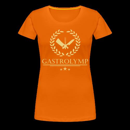 Gastrolymp - Frauen Premium T-Shirt