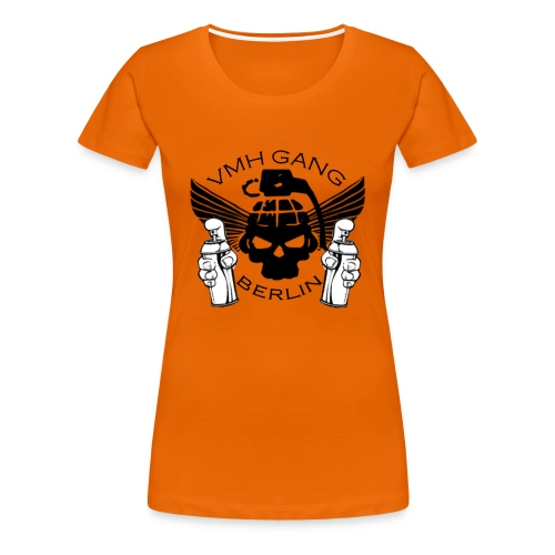 NEW VMH LOGO - Frauen Premium T-Shirt