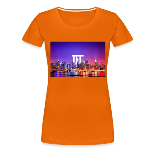 TheFlexTerms City Design - Vrouwen Premium T-shirt