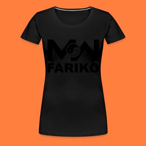 fariko mw black - Vrouwen Premium T-shirt