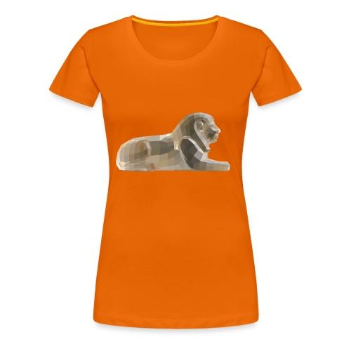 Sphinx - Women's Premium T-Shirt