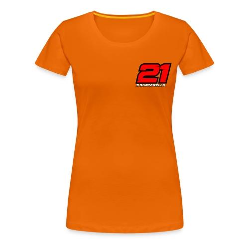 21 con nome - Maglietta Premium da donna