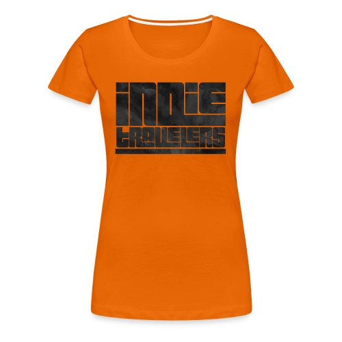 Indie Travelers - Camiseta premium mujer