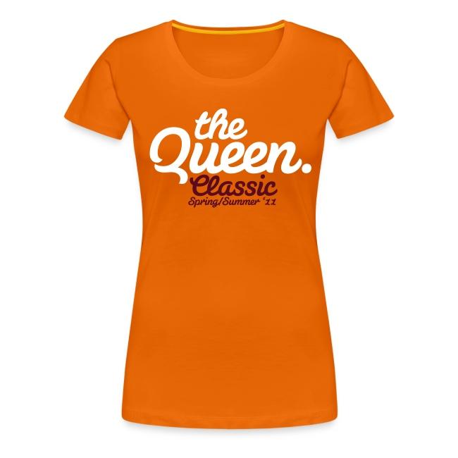 the queen classic