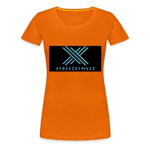 Xfreezeym4xz - Frauen Premium T-Shirt