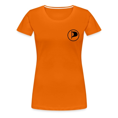 fahne - Frauen Premium T-Shirt