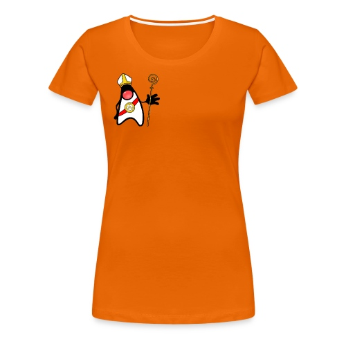 Der Duke aus Paderborn (PNG) - Frauen Premium T-Shirt