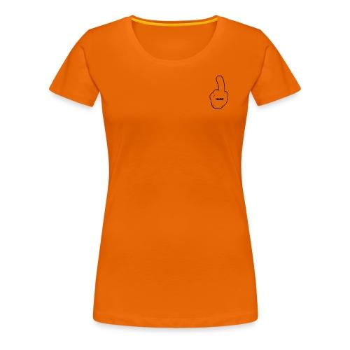 slurp - Vrouwen Premium T-shirt