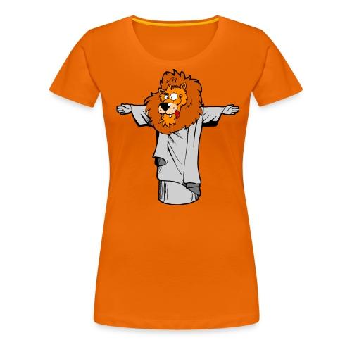 holland leeuw - Vrouwen Premium T-shirt