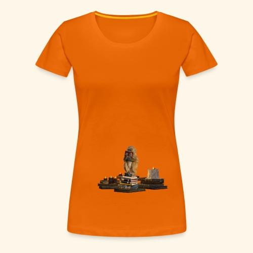 Booky - Frauen Premium T-Shirt