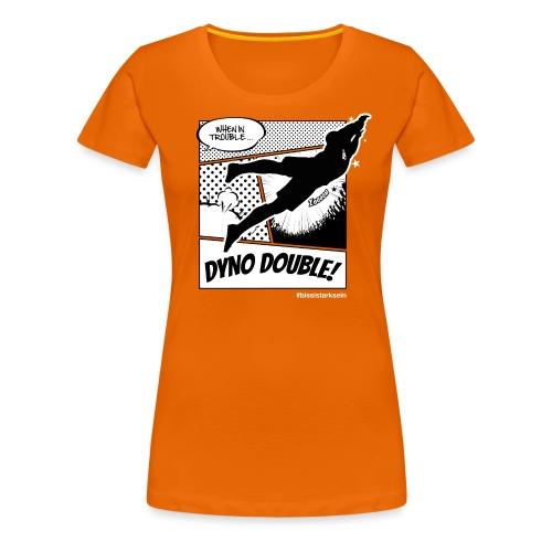 bissistarksein Dyno - Frauen Premium T-Shirt