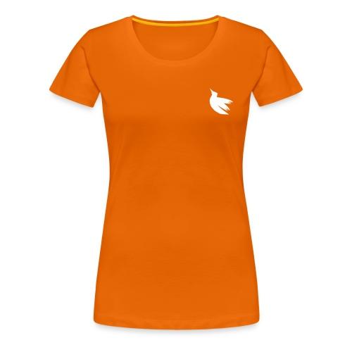 free bird - Dame premium T-shirt